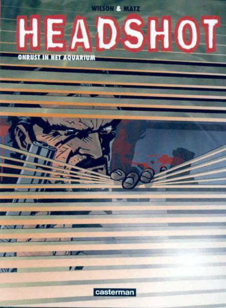 Headshot 3 Onrust in het aquarium