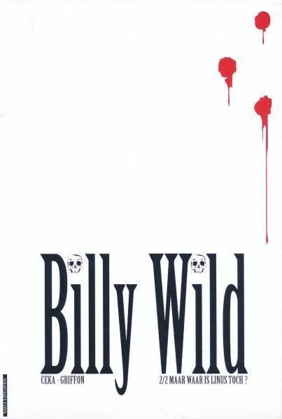 Billy Wild 2 Maar waar is Linus toch? 2/2