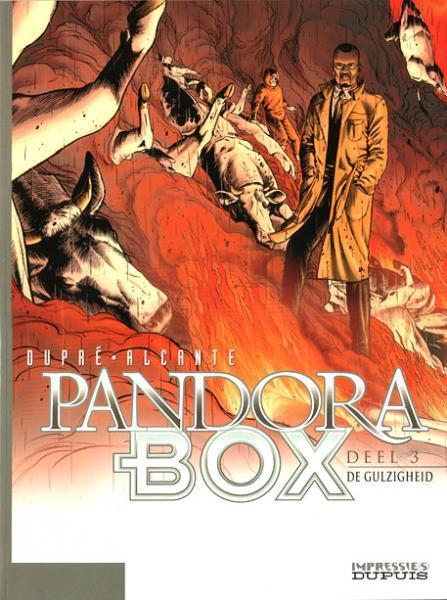 Pandora box 3 De gulzigheid