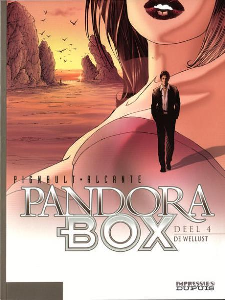 Pandora box 4 De wellust
