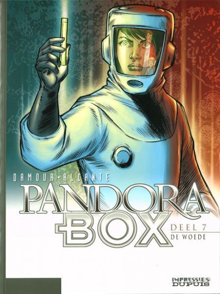 Pandora box 7 De woede
