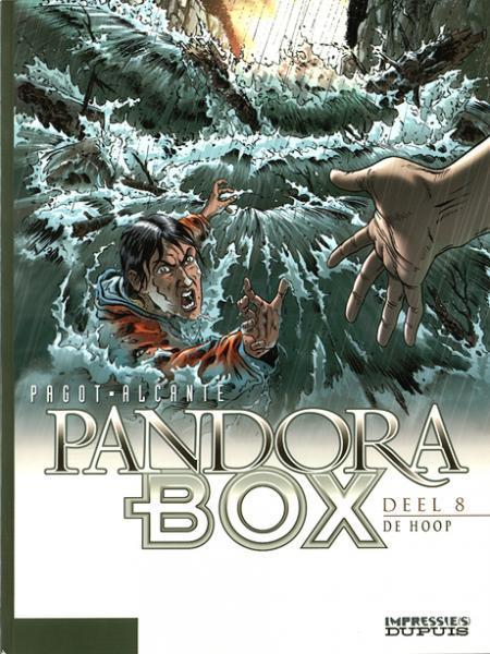 Pandora box 8 De hoop