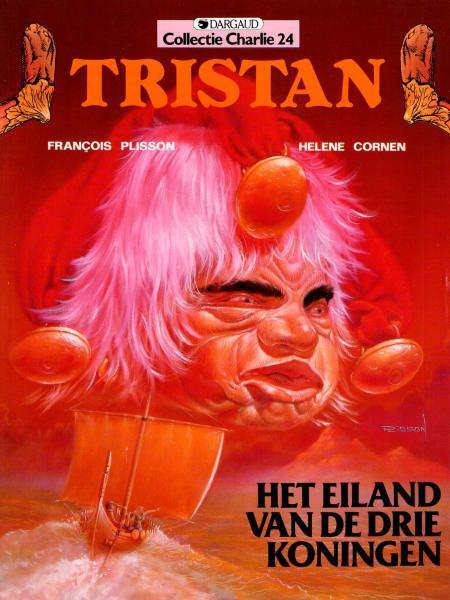 Tristan (Plisson) 2 Het eiland van de drie koningen