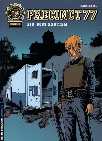 Precinct 77 3 Big boss requiem