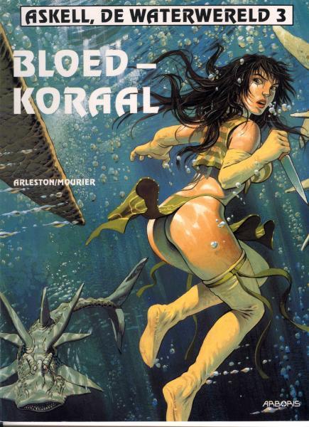 Askell, de waterwereld 3 Bloedkoraal