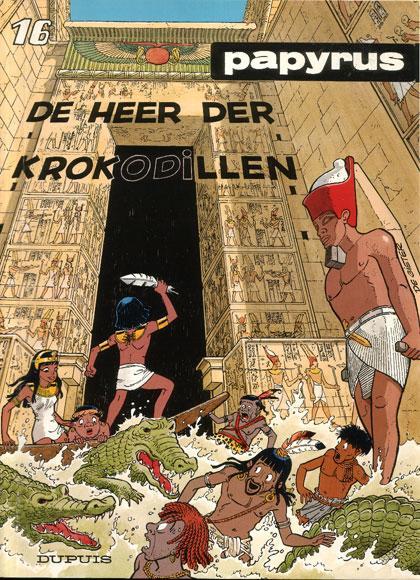 Papyrus 16 De heer der krokodillen