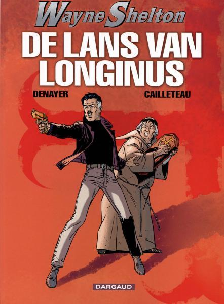 Wayne Shelton 7 De lans van Longinus