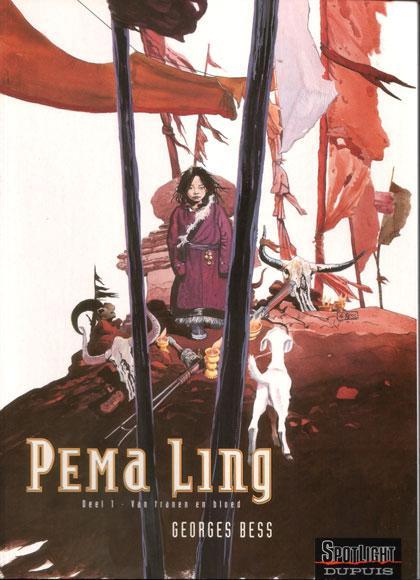 Pema Ling 1 Van tranen en bloed