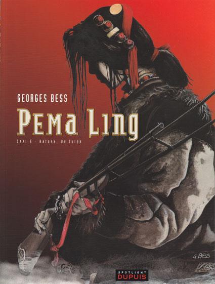 Pema Ling 5 Katoek, de Tulpa