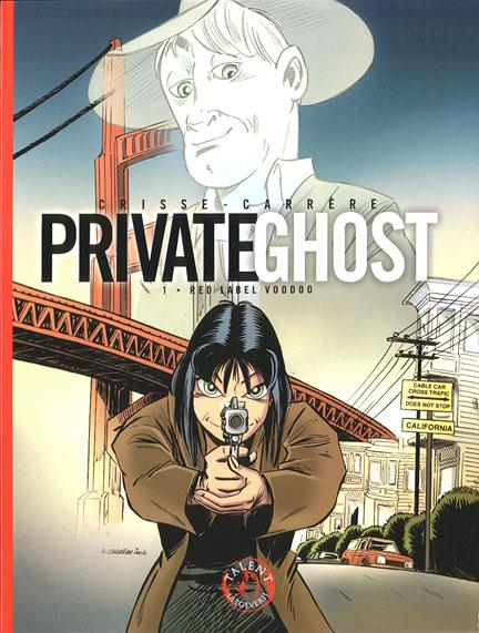 Private Ghost 1 Red Label Voodoo