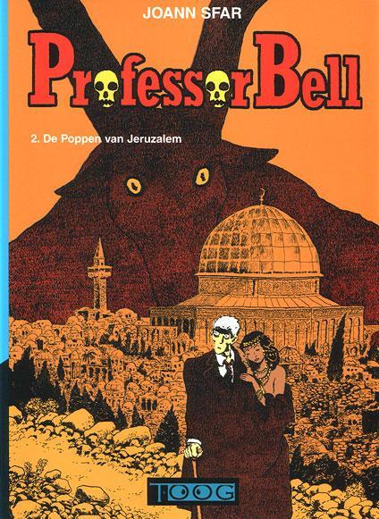 Professor Bell 2 De poppen van Jeruzalem
