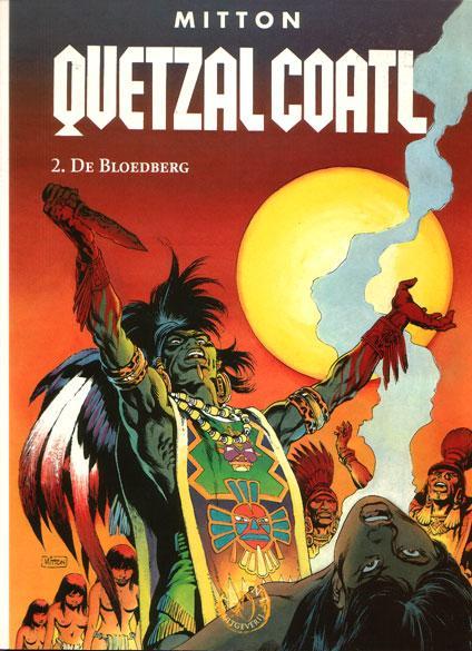 Quetzalcoatl 2 De bloedberg