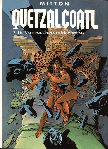 Quetzalcoatl 3 De nachtmerries van Moctezuma