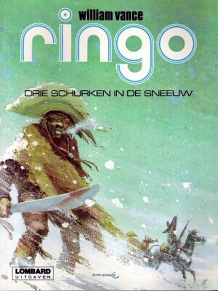 Ringo A1 Drie schurken in de sneeuw