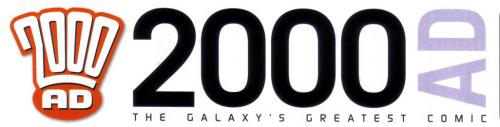 2000 AD - 2016