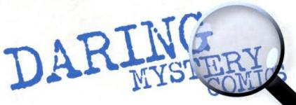 Daring Mystery Comics 70th Anniversary Special
