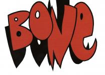 Bone (Cartoon Books/Image)