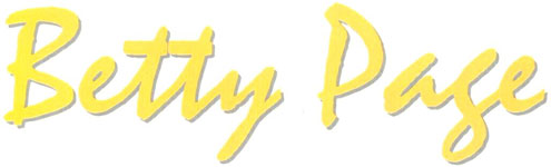 Betty Page (de Boer)