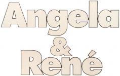Angela & René
