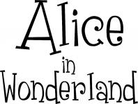 Alice in Wonderland (Collette)