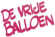 De vrije balloen