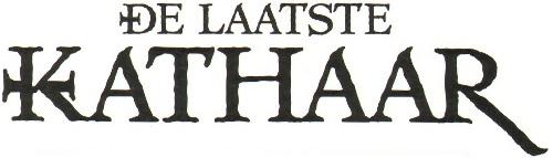 De laatste Kathaar