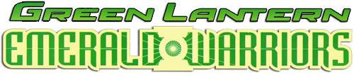 Green Lantern: Emerald Warriors