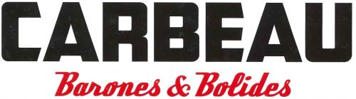 Carbeau - Barones & bolides