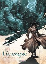 De eenhoorn 3 Les eaux noires de Venise